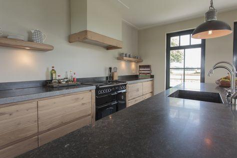 Houten Keuken Ideas : Thijs van de wouw keukens houten keuken in stijl keuken