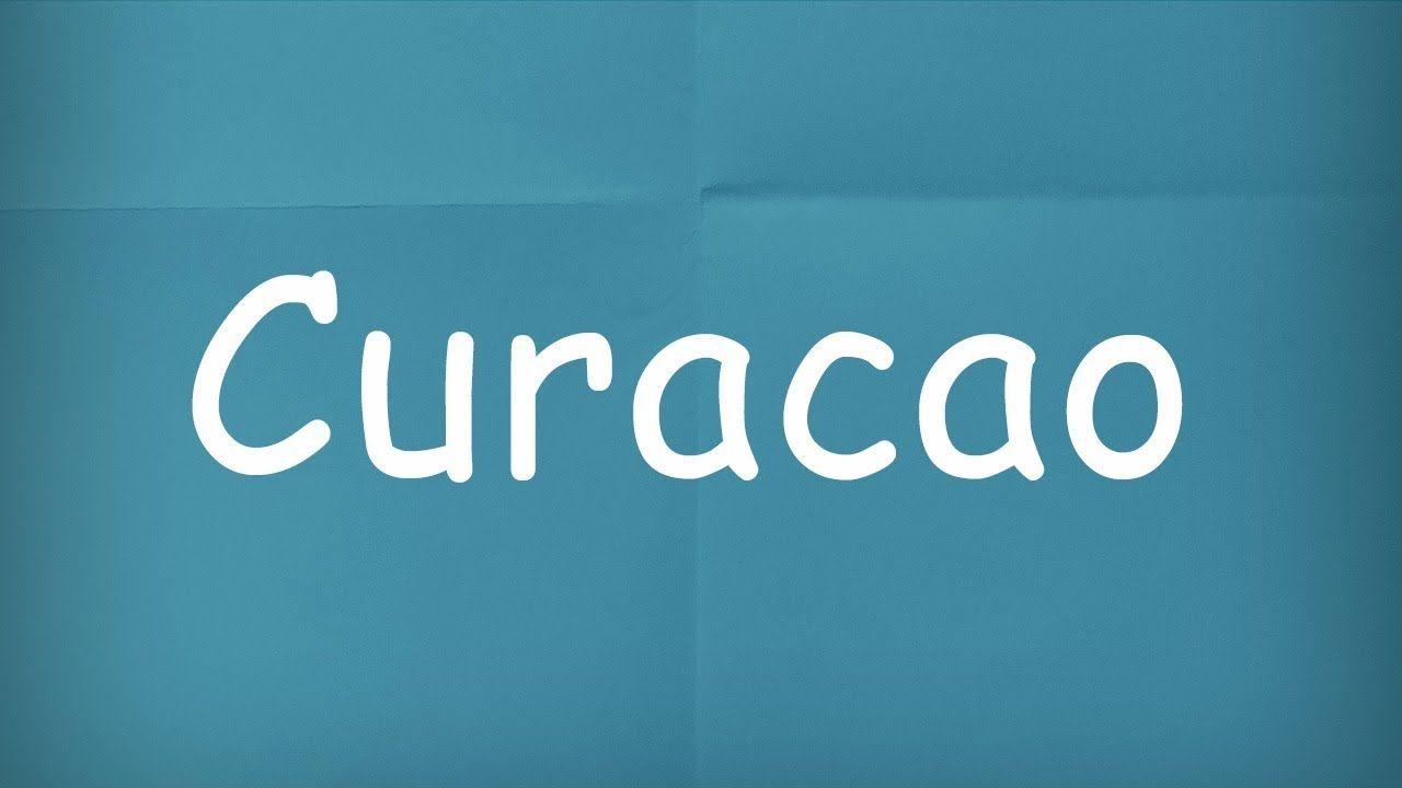 How Do You Pronounce Curacao  Curacao, 10 books to read, How to