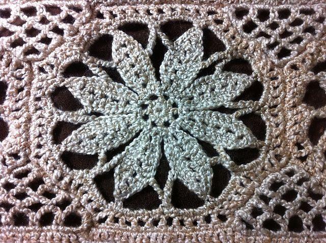Ravelry: Magnolia Afghan pattern by Lion Brand Yarn