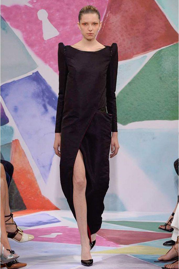 #Schiaparelli #HauteCouture #FW2016_17 #Paris #catwalk