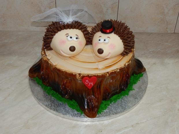 Svadobní ježkovia