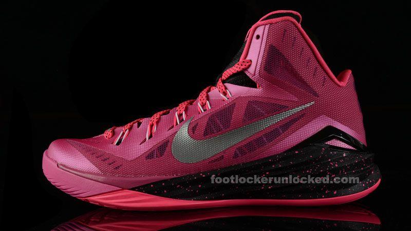 los angeles 2faaf 08501 Nike Hyperdunk 2014 Kay Yow (1)