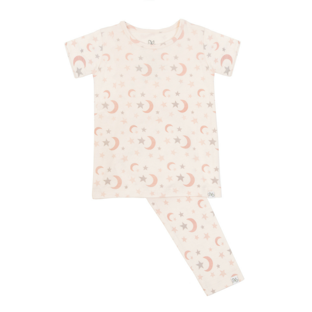 888a3ef74 Short Sleeve Pajama Set - Shore to Shimmer