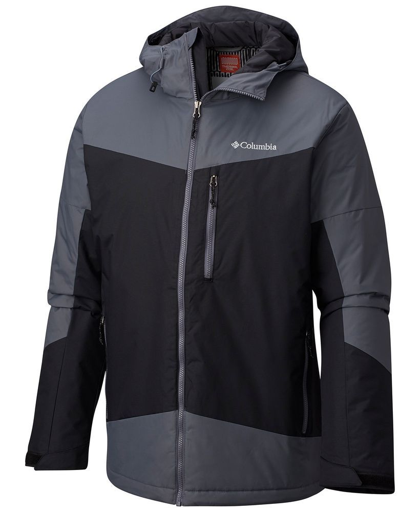2018 Columbia Wister Slope Insulated Jacket $150 NWT 2XL ...