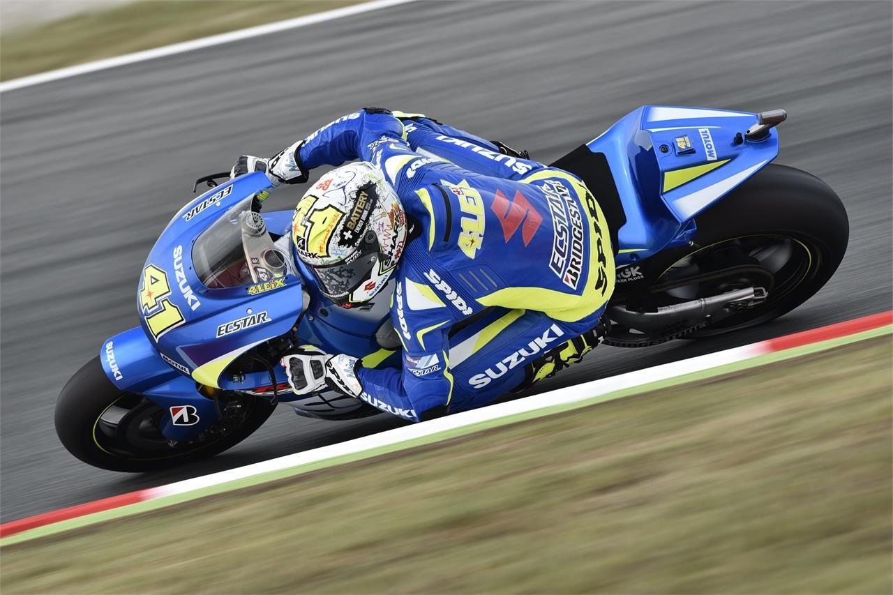 Suzuki MotoGP Team - Aleix Espargarò - Test Sepang-2 - Motoblog