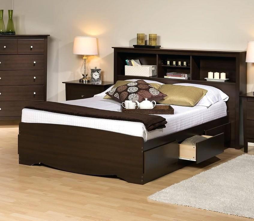 Queen Storage Schlafzimmer Set #Schlafzimmermöbel #dekoideen
