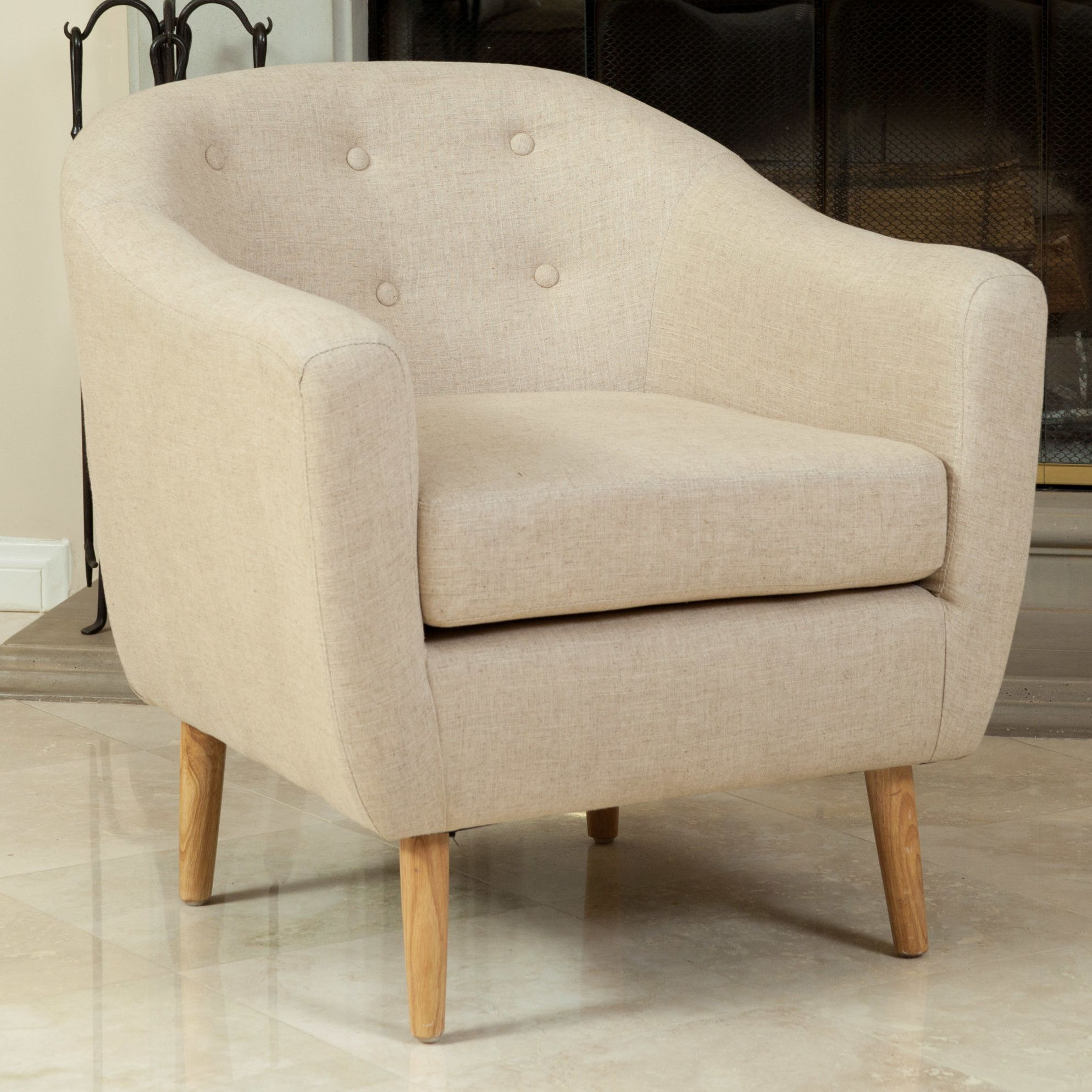 Metropolitan Club Chair | Wayfair