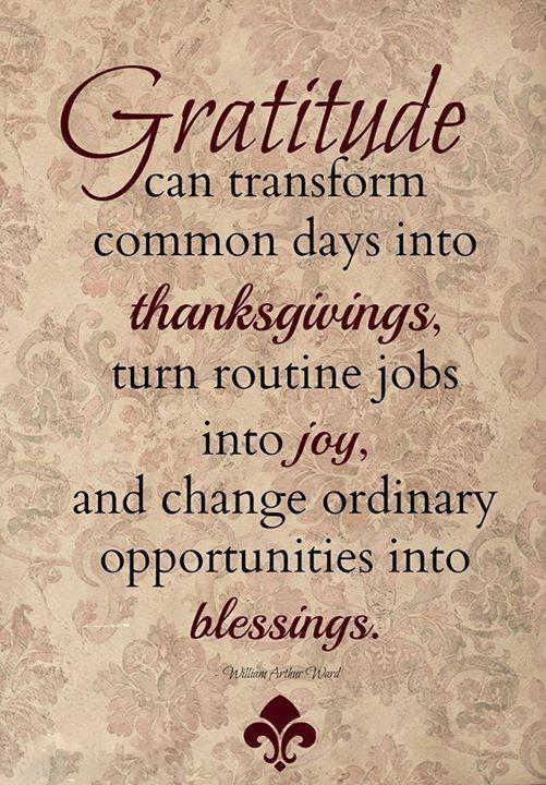 Thanksgiving Quotes For Family Gratitude  Jesus  Pinterest  Gratitude Grateful And Attitude