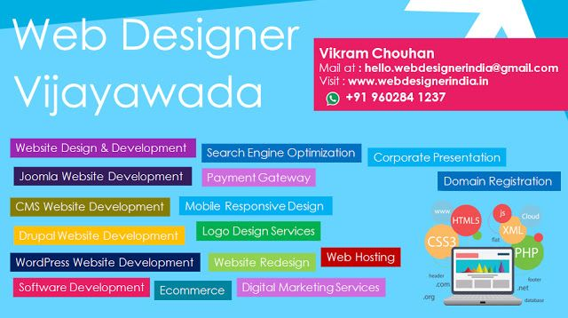 Web Designer Vijayawada Web Design Web Design Company Design