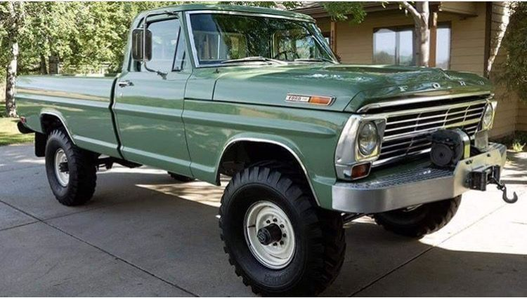 Pin By David Cowley On Ford Bronco And Trucks Ford Trucks Ford