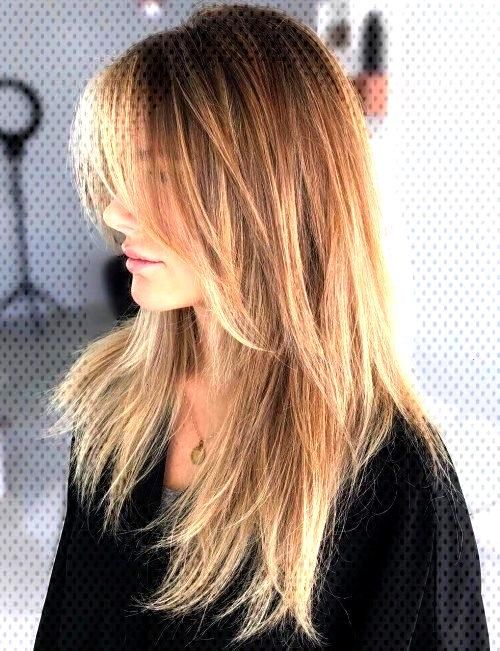 50 beautiful long shag haircuts for effortlessly stylish looks bob hairstyles | hairstyles 2018 - l