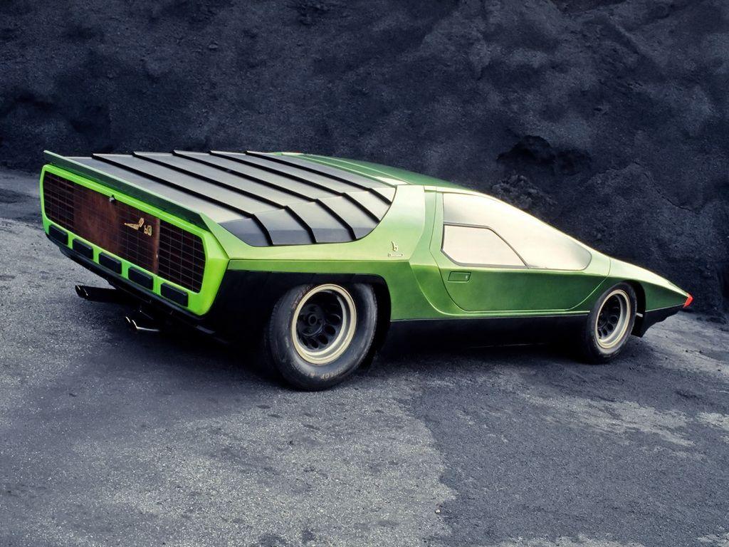 60s 70s Italian Concept Cars Part I Bertone Concept Cars Alfa Romeo Supercar Design