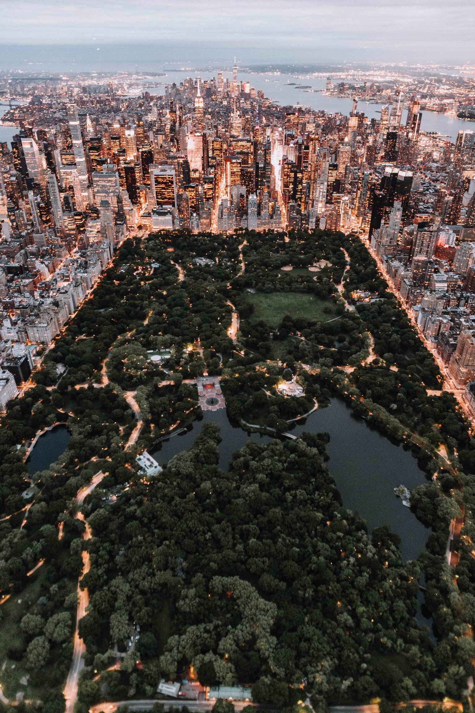 New York City Photo By Trent