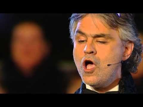 Andrea Bocelli Concerto Al Colosseo Full Concert Youtube