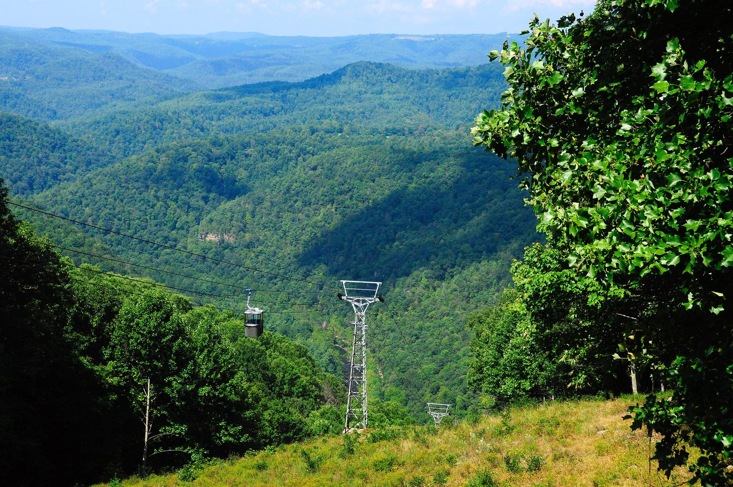 WV State Parks and Forest State parks, West virginia, Park