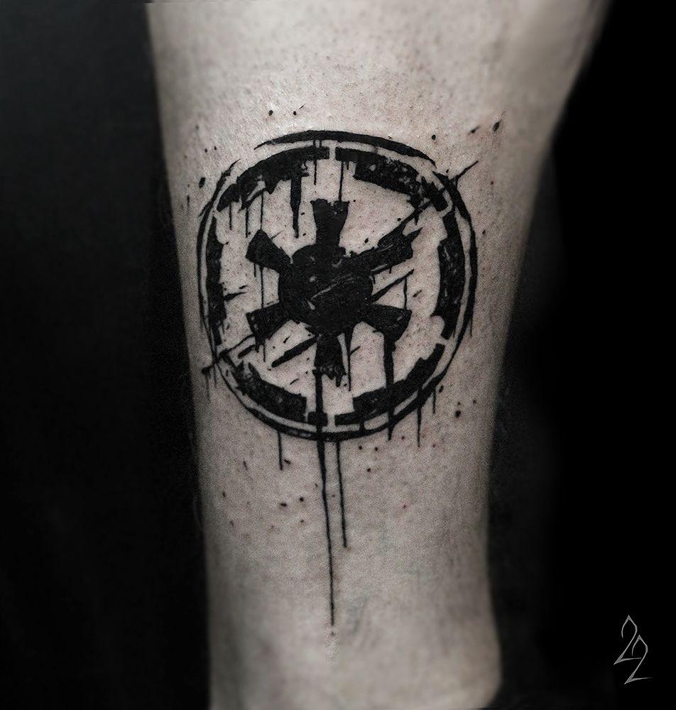 star wars galactic empire tattoo tattoo pinterest empire tattoo and star. Black Bedroom Furniture Sets. Home Design Ideas