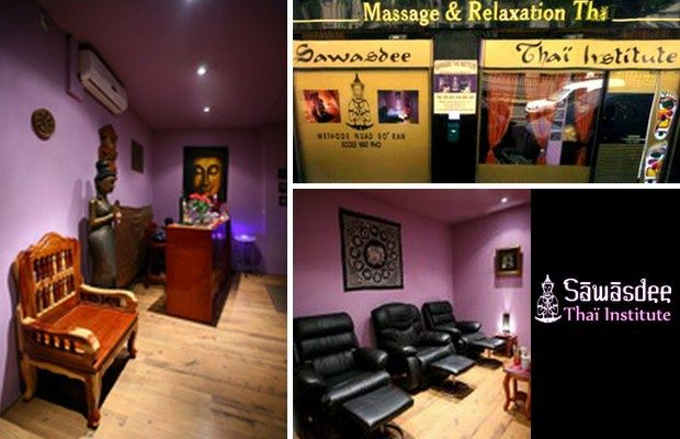 Sawasdee Thai Institute Cadre Paisible Et Raffine Decor Teinte De Notes Asiatiques Salon De Massage Paris Decoration