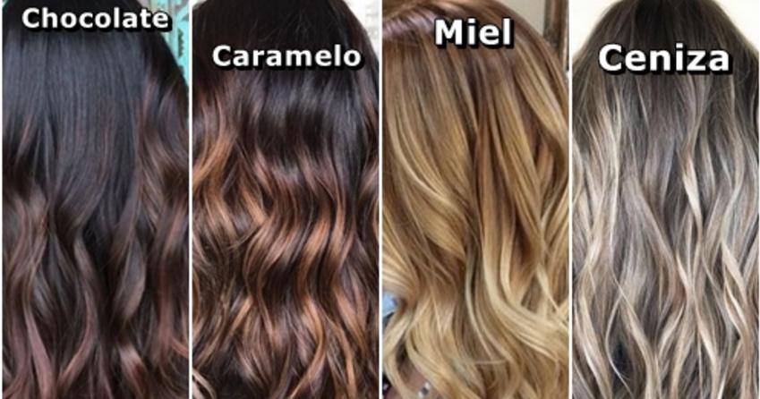 Mechas balayage para todo tipo de cabello | Belleza | RED facilisimo ...