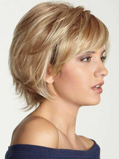 Ladies Short Haircut | Hairstyles to try | Pinterest | Ladies short ...