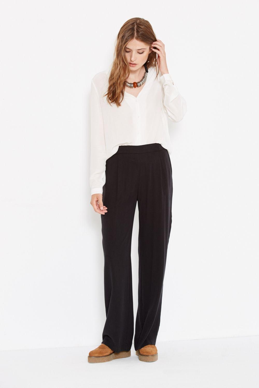 mejor selección de entrega rápida estilo novedoso Pantalón fluido bobby dots | Fall Outfit | Pantalones ...