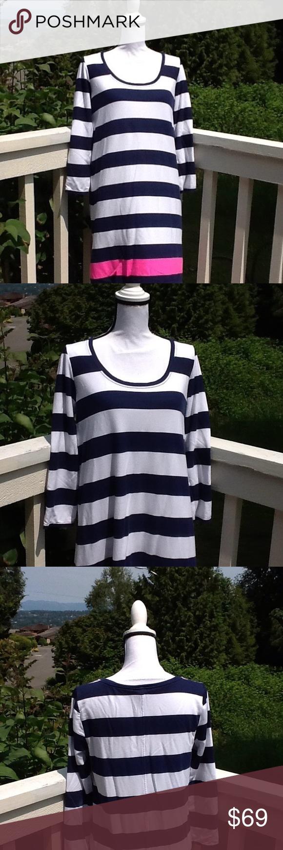 Lilly pulitizer striped knit long sleeve dress my posh picks