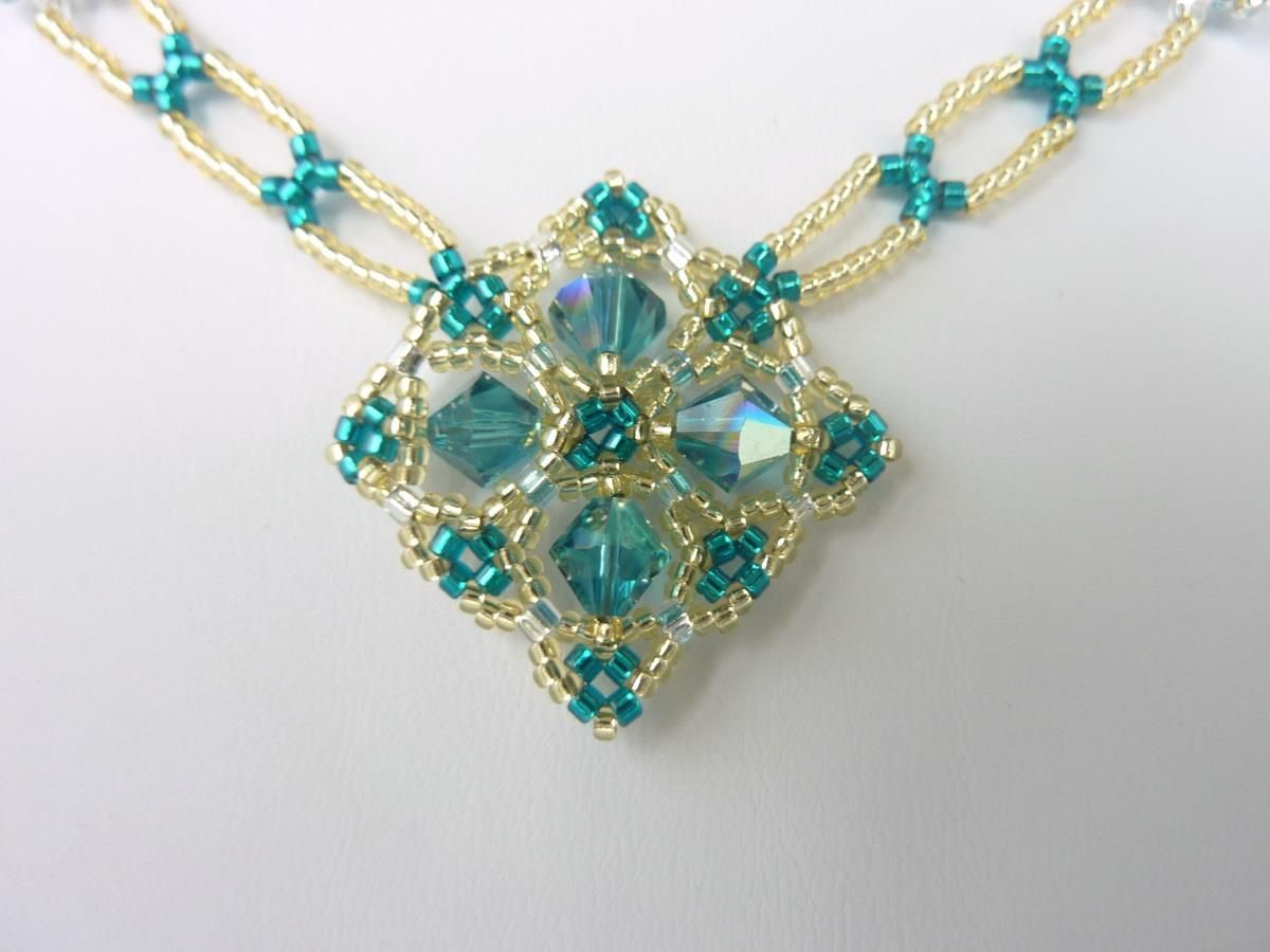 Diy Jewelry Free Beading Pattern For Beautiful Celtic