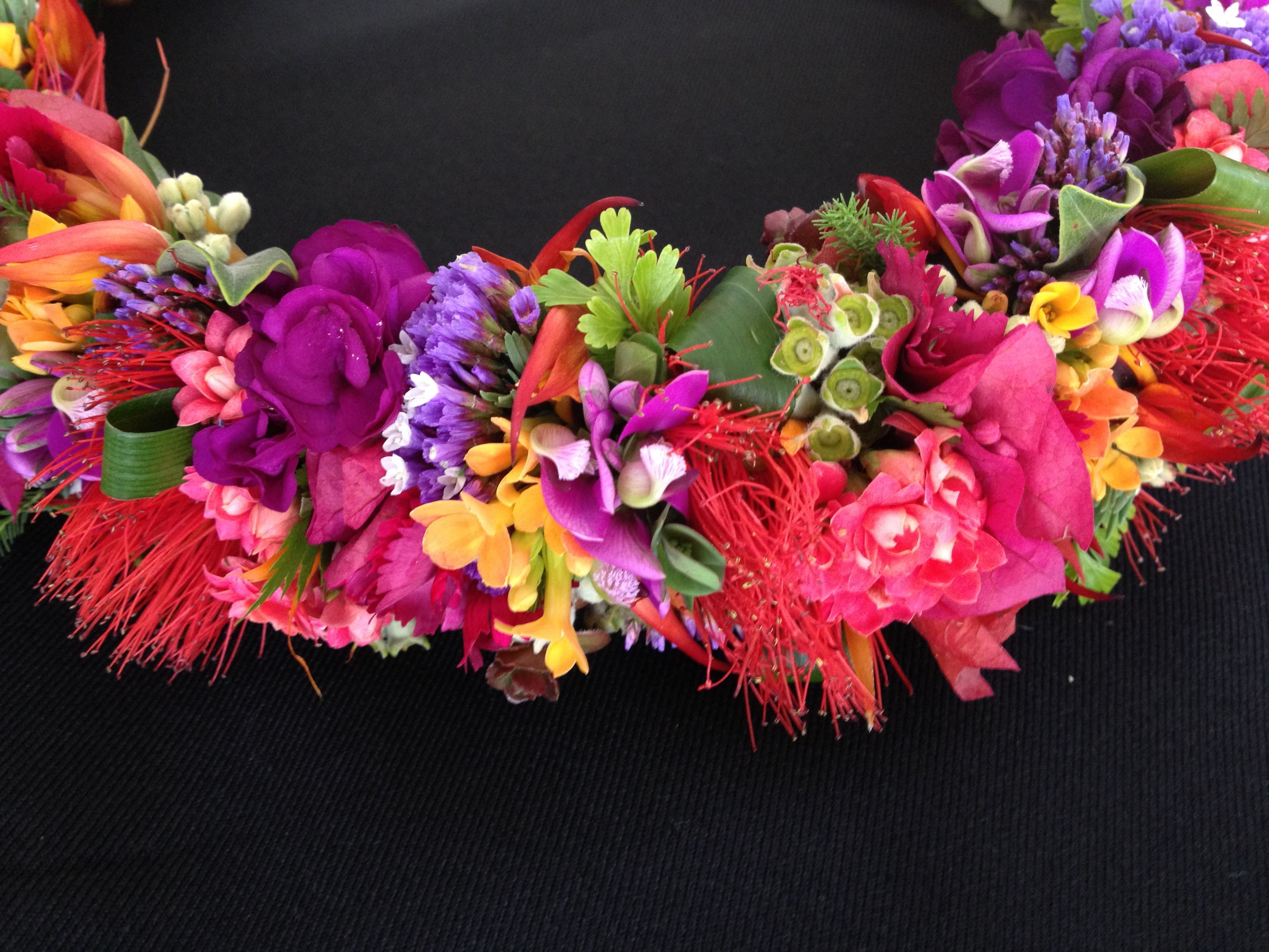 68 best na lei images on pinterest garlands hawaiian leis and lei wili i made for aulike buycottarizona Gallery