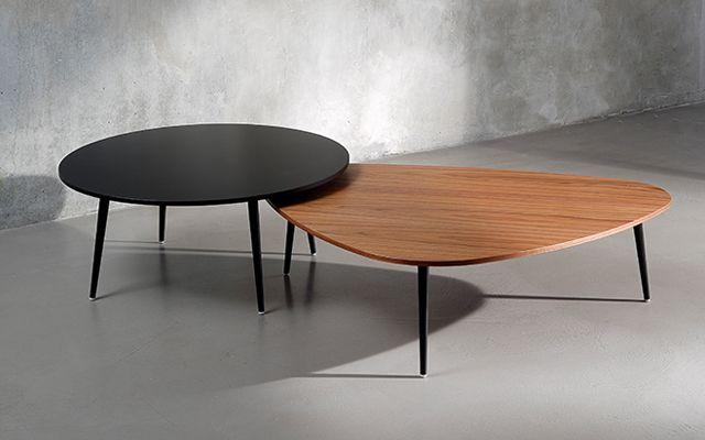 Table Basse Triangulaire Soho Design Coedition Studio Coedition