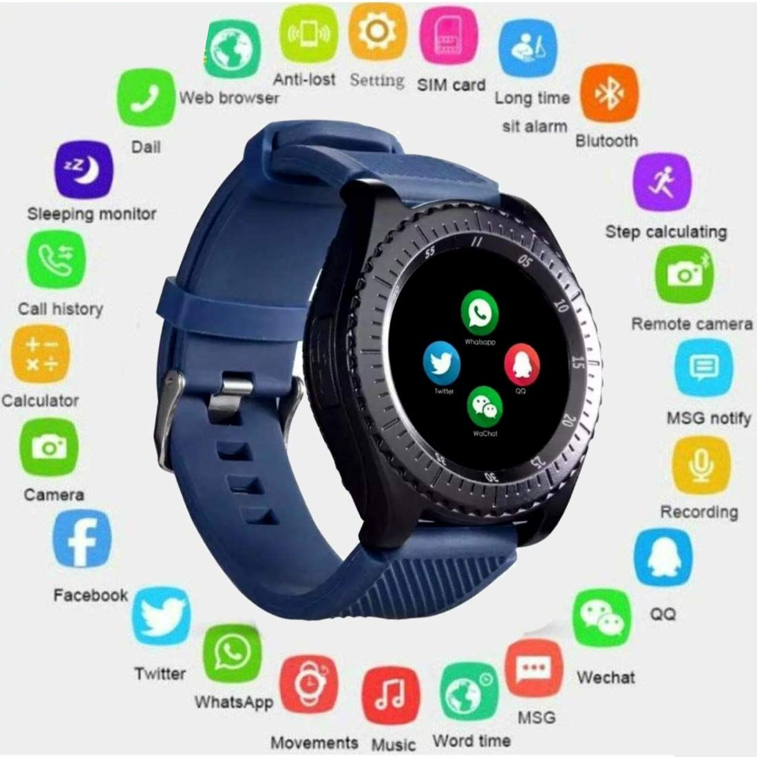 d1a0d91374d81d6246b65e78e893b3d1 Smart Watch Time Setting