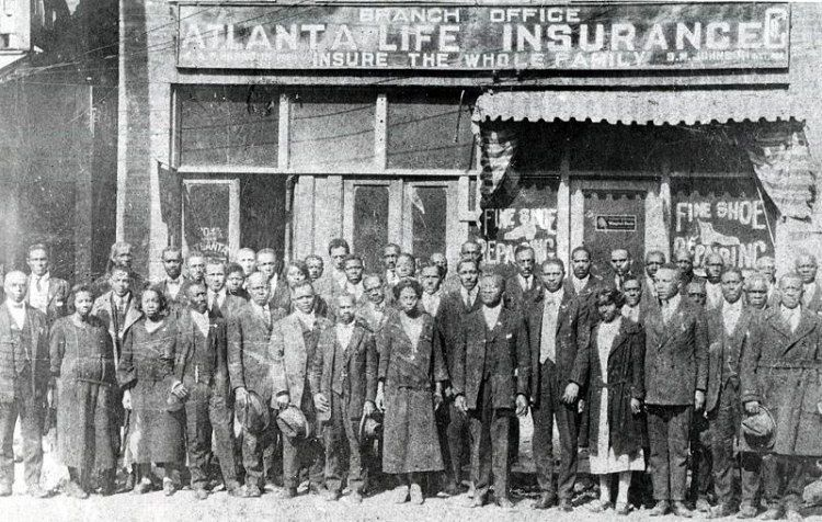 Building Atlanta 1900 1960 S Part 2 With Images Life