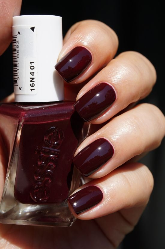 Essie Gel Couture - 370 Model Clicks | Products I Love | Pinterest ...