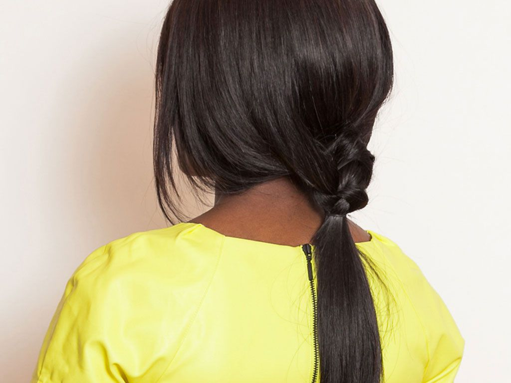 5 Minute Hairstyles Braids: Here's How To Style The Cobra Braid In 5 Minutes