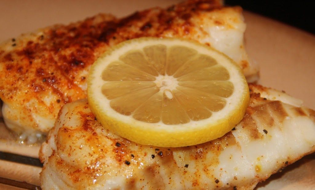 """Poor Man's Lobster - What a great meal to put together for a dinner party or just a quiet night at home. The way this is prepared brings out the freshness in the cod with no """"fishy"""" taste. It really does taste like lobster!"""
