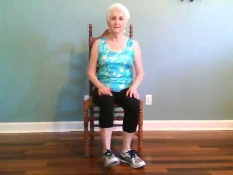 zumba gold chair warmup  java jive  youtube