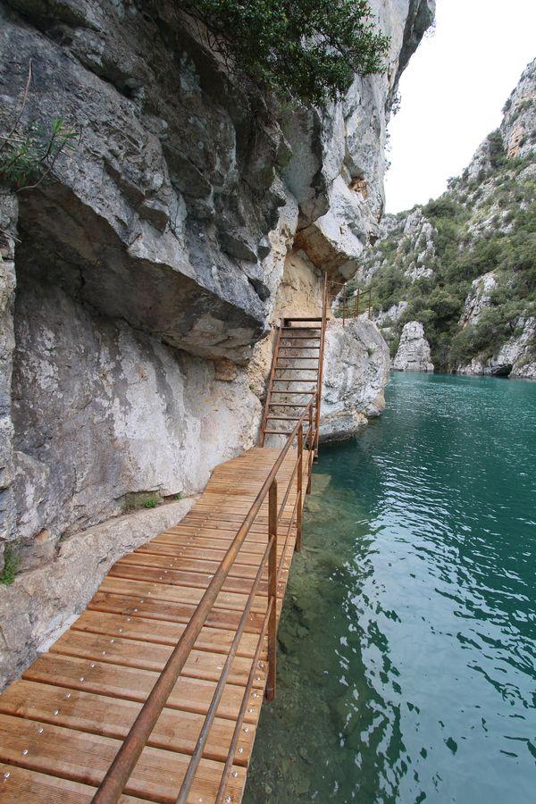 Canal du Verdon y Capilla Sainte-Maxime – de Provence-Guide.net