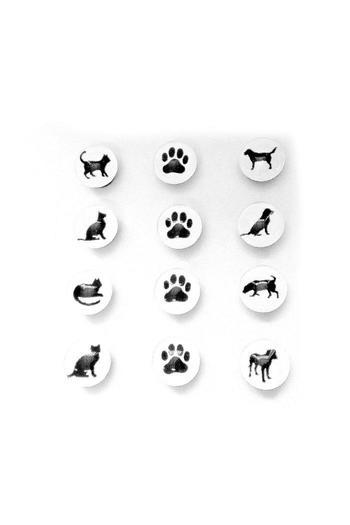 22$  Buy now - http://vimek.justgood.pw/vig/item.php?t=z0pth4i36492 - Dog Cat Magnets 22$