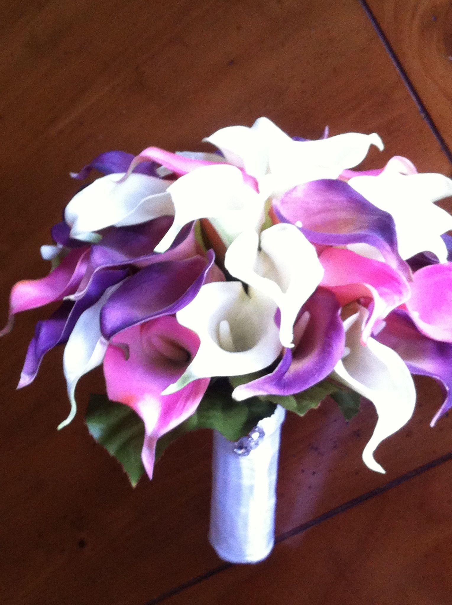 wedding calla lilly beau bouquet de fleurs beau. Black Bedroom Furniture Sets. Home Design Ideas