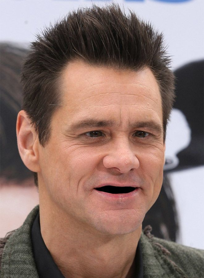 30 Hilariously Horrifying Photos Of Celebrities Without Teeth | Celebrities, Celebrity pictures