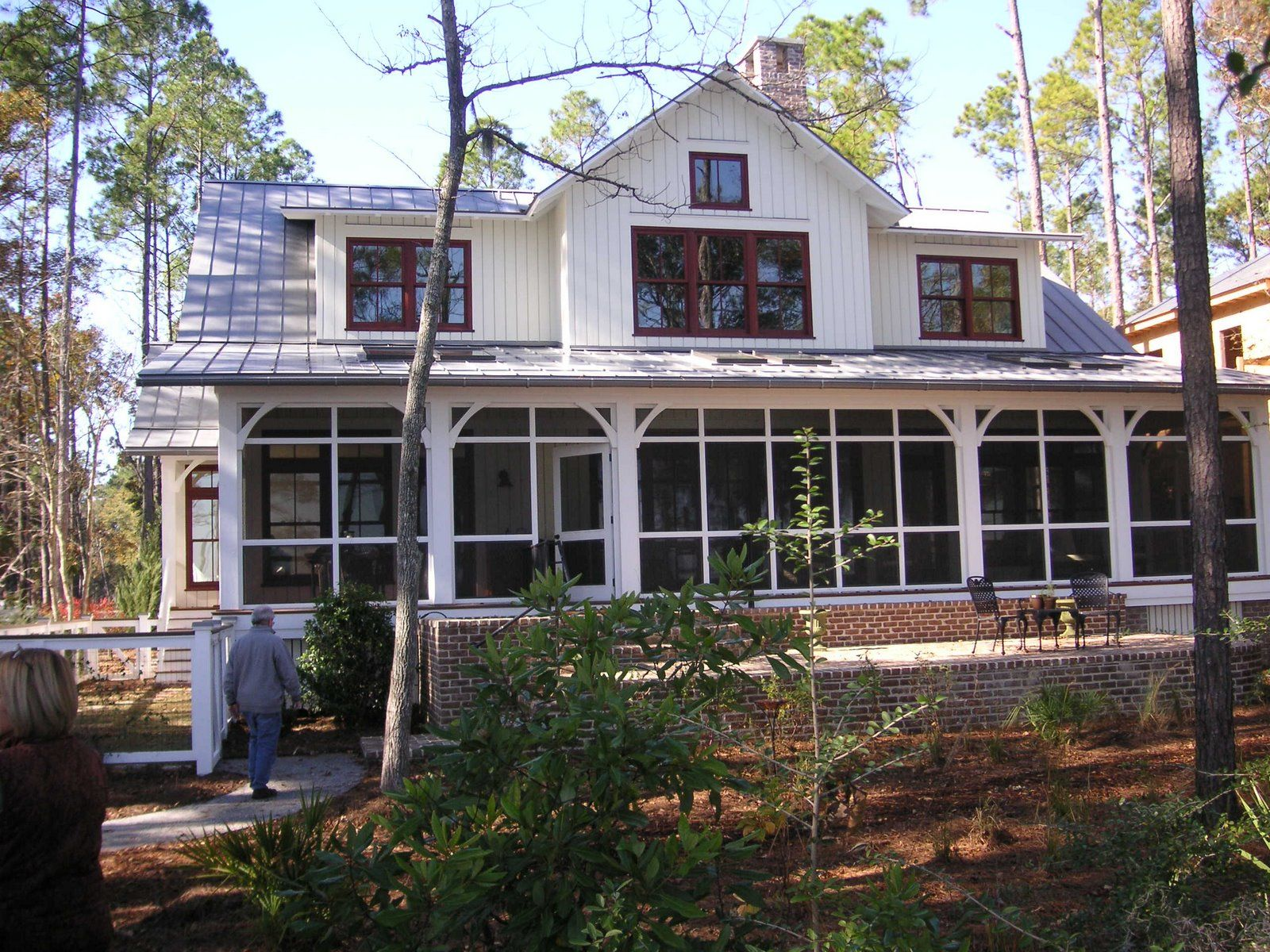 southern vernacular architecture Dog trot house plans