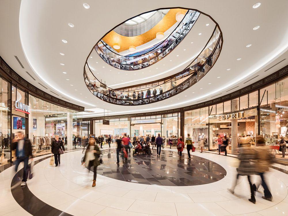 Adrian Schulz lp12 mall of berlin adrian schulz architekturfotografie shopping mall mall