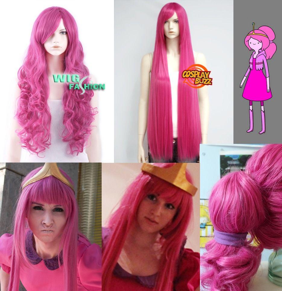 Princess Bubblegum Hair Ideas Cosplay Com Princess Bubblegum Cosplay Princess Bubblegum Cosplay