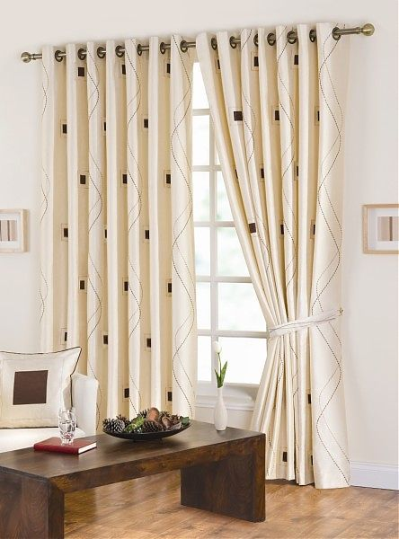 2013 Contemporary Bedroom Curtains Designs Ideas Could stitch on ...