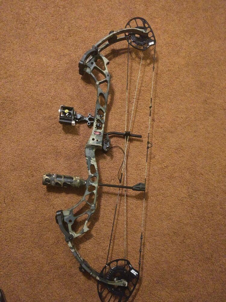 Advertisement(eBay) PSE Drive 3B XL compound bow | Archery