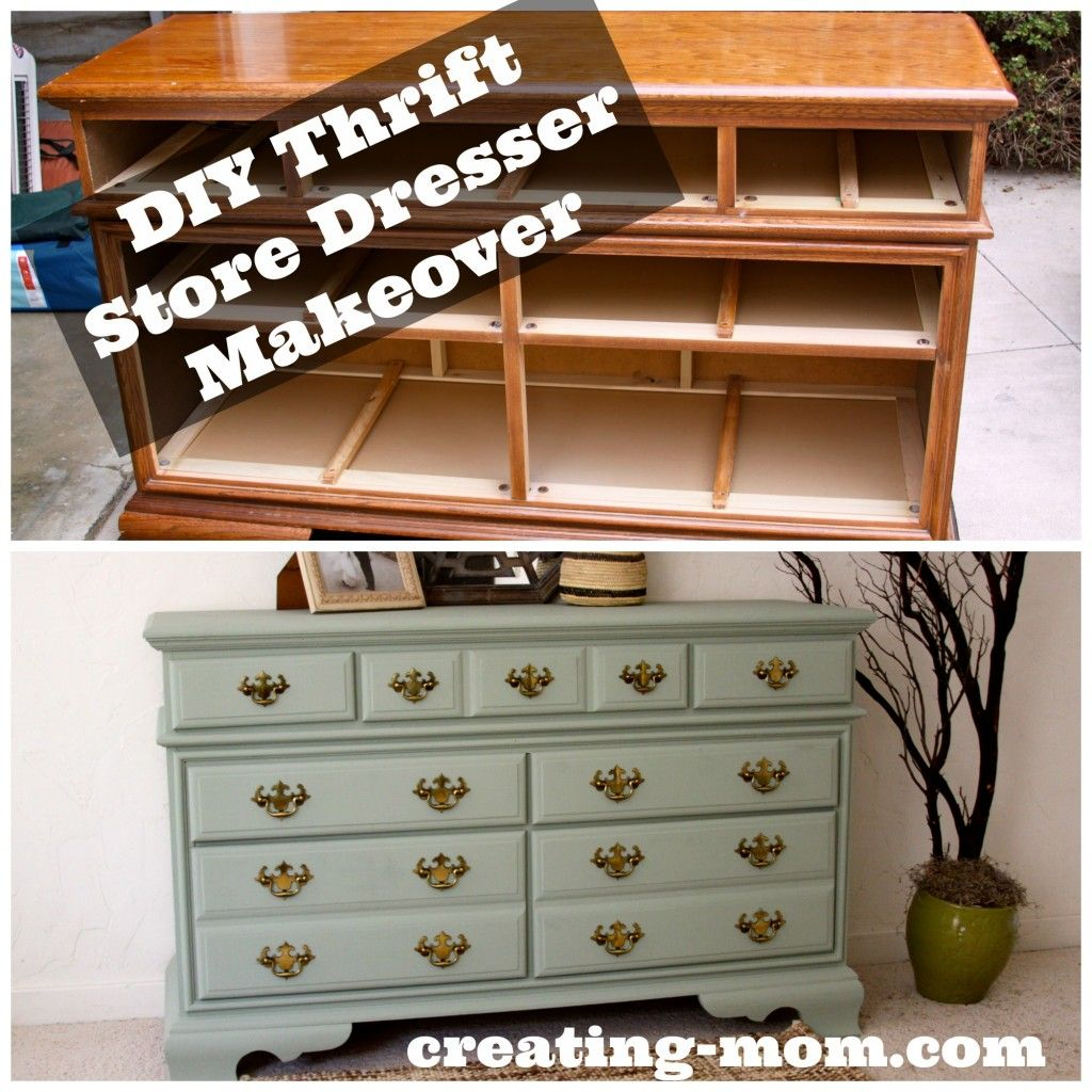 terrible store modernize furniture from thrift how to and wood pieces those dresser scrolly remove a