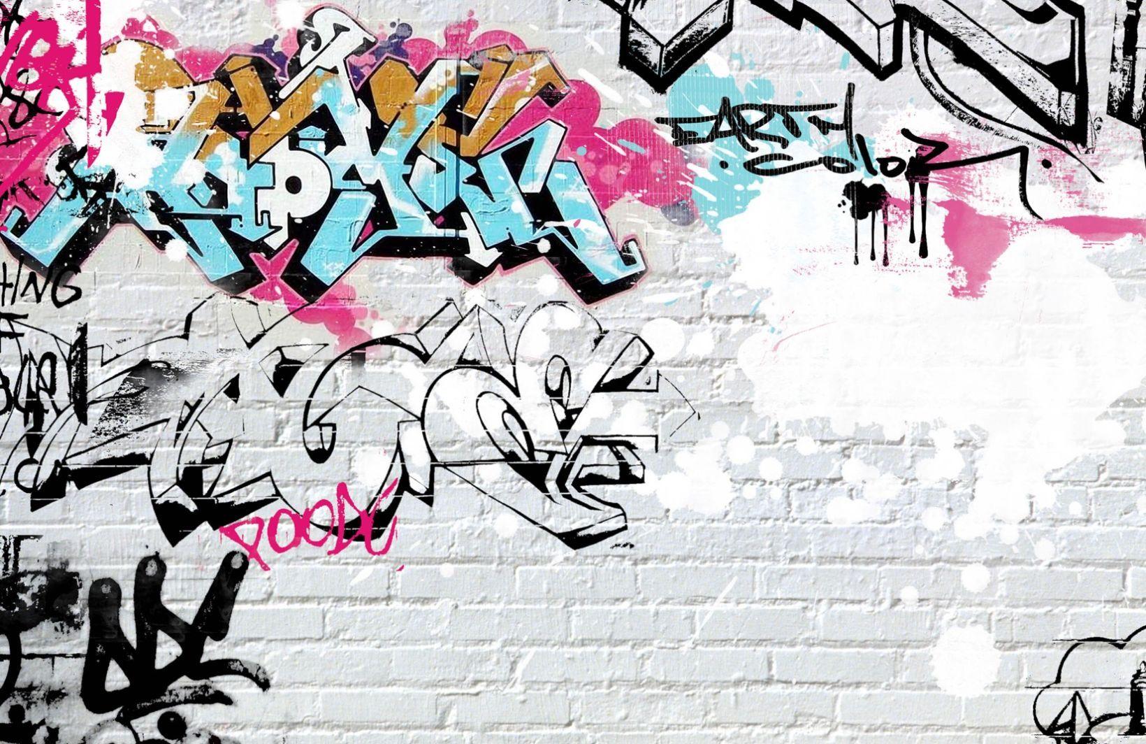 Граффити картинка для презентации