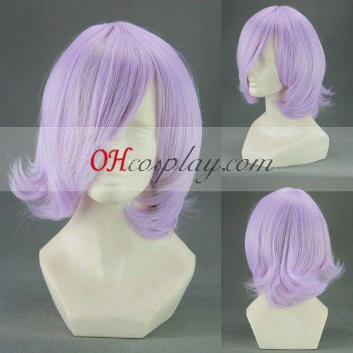 UN-GO Inga Panda Light Purple Cosplay Wig  f8b23a08d