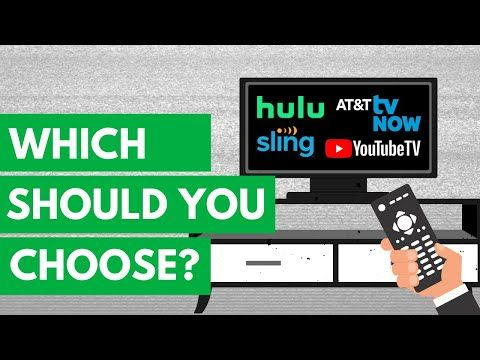 Best tv options for streaming live tv