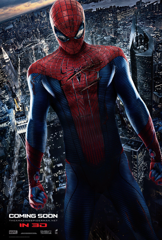 New Amazing Spider Man Movie Pic Spiderman Movie Amazing