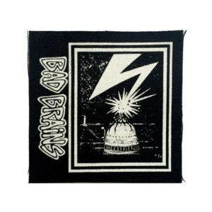 BAD BRAINS Patch Punk Rock