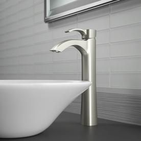 Watersense Bathroom Sink Faucet